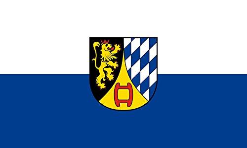 Unbekannt magFlags Tisch-Fahne/Tisch-Flagge: Weinheim 15x25cm inkl. Tisch-Ständer