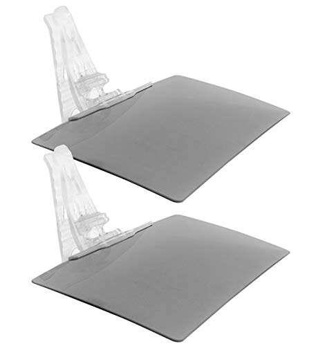 Bell+Howell Day time TACVISOR, Anti-Glare Car Visor, UV-Filtering/Protection (Pack of 2)