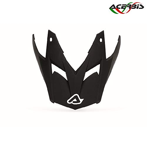 Acerbis VISIERA SUPERIORE CASCO ACTIVE NERO