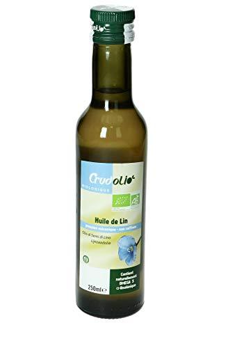Olio di Semi di Lino Bio 250 ml