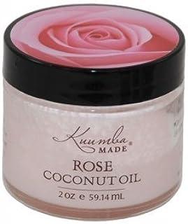 Kuumba Made Rose Coconut Oil 2 ounces