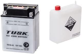 Tec-Core Battery with Acid TB14AA2 for Polaris XPLORER 300 4X4 1990-2001