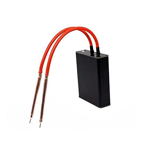 Nihlsen 1S máquina de soldadura por puntos DIY portátil hogar fibra soldadora mini