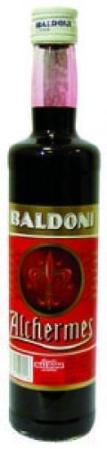 Alchermes Baldoni Liquori Nazionali - 50 ml