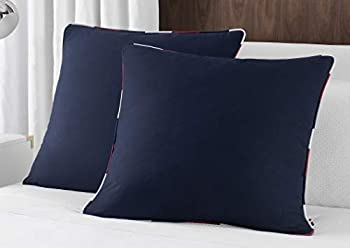 Tommy Hilfiger Signature Stripe Bedding Collection Euro Sham
