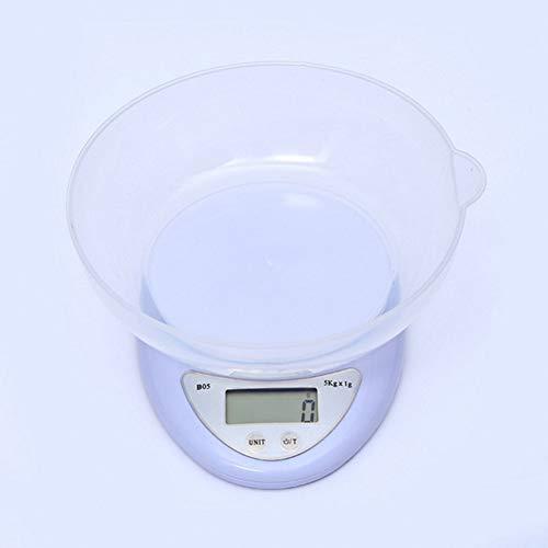 BeesClover 5kg/1g LCD Display Digitale Keuken Schaal Dieet Voedsel Elektronische Schaal met Weegschaal Minimum Bestel Hoeveelheid Twee