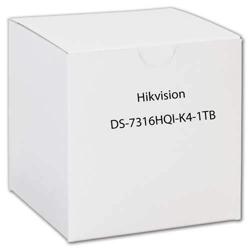 Buy Discount Hikvision TurboHD PRO DS-7316HQI-K4 Tribrid Video Recorder