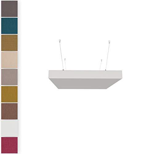Akustikbilder Deckensegel für optimale Raumakustik - Schallabsorber für Decke