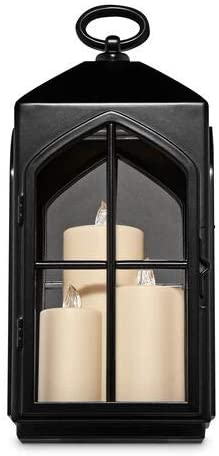 White Barn Bath and Body Works Wallflower Plug in Candle Lantern Night Light product image