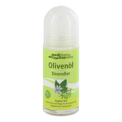 OLIVENÖL DEOROLLER grüner Tee 50 ml