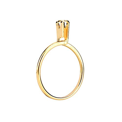 Ring steen houder naakte edelsteen diamant klauw display prong sieraden maken gereedschap ring diamant klem ring steen ring steen zink ring make-up prong