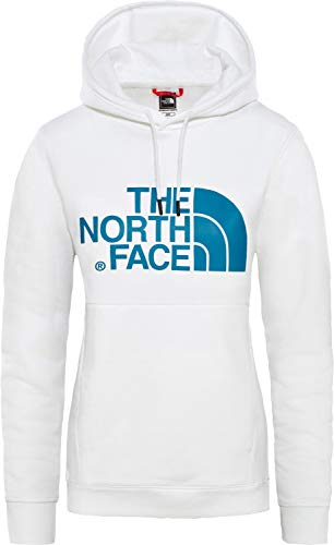 The NORTH FACE Drew W trui met capuchon wit/crystal