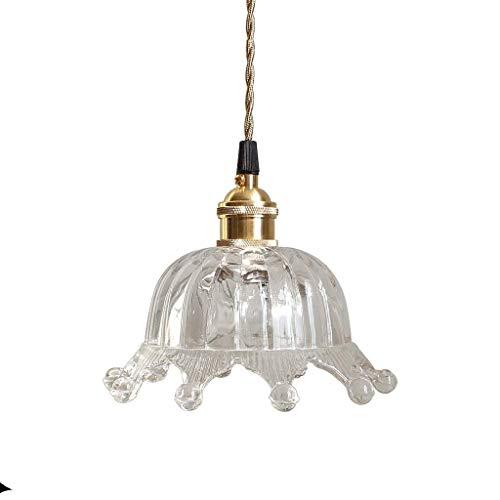 Lámpara de techo con luz colgante Lámpara de techo Decoración de sala de estar Mesita de comedor Mesa de cocina Restaurante Cafe E27
