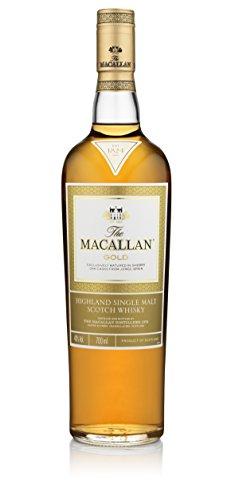4. Macallan – Whisky Gold de 70 cl