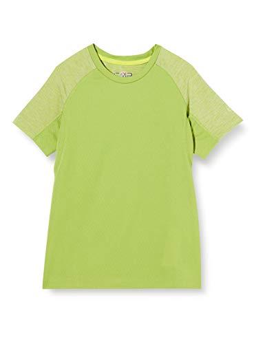 CMP Jungen T-Shirt 30T7254, Cactus, 98
