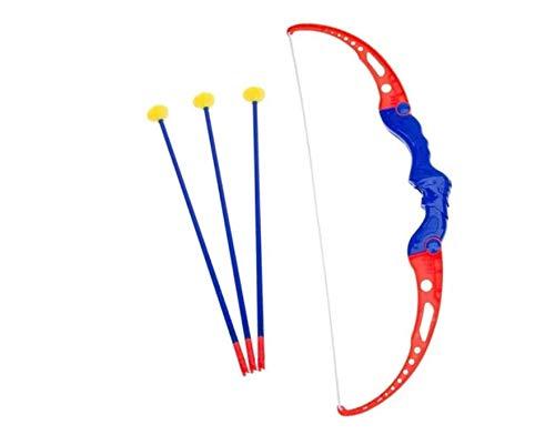 Brinquedo Arco e Flecha Com Alvo Super Divertido