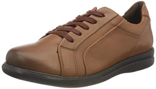 CAPRICE Damen 9-9-23711-25 335 Sneaker, Cognac Soft NA, 39 EU