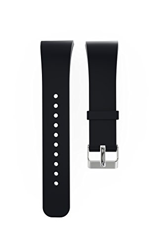 Ruentech compatible con Samsung Gear Fit 2Pro/Fit 2SM-R360. Correa de repuesto de silicona, silicona de color suave, correa de reloj de pulsera para Gear FIT2Pro SM-R365/Fit 2SM-R360 correa