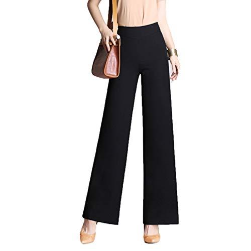 GenericBrands Pantaloni Larghi da Donna Pantaloni Casual Traspiranti Comodi Pantaloni Larghi e Larghi semplici Pantaloni da Esterno