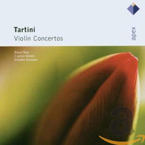 Tartini : Violin Concertos - Apex