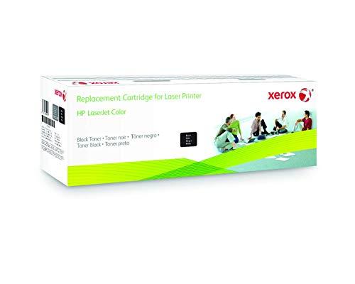 Xerox 006R03014 XRC-Tonerpatrone (Entspricht HP CE410X) für Colour LaserJet M351A/M375NW MFP/M451 Series/M475 MFP schwarz
