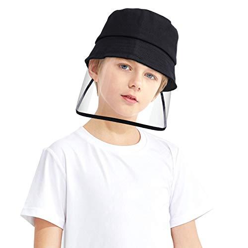 Toddler Fisherman Cap UPF 50+ Kids Sun Hat Outdoor Bucket Hat for Boys Girls