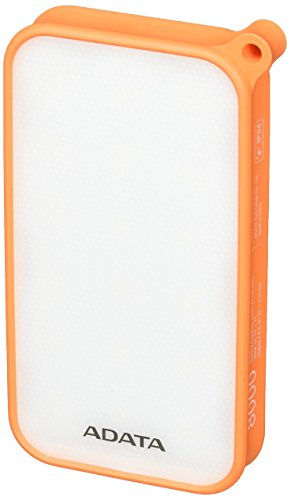 ADATA AD8000L-5V-COR PowerBank, 8000mAh Orange