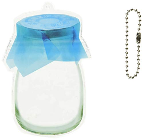 CONC-CO95 チャック付カバーポケット 牛乳瓶