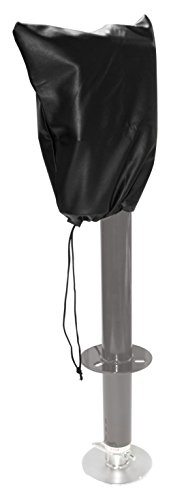 Quick Products JQ-VJCLARGE 14.5' x 17.5' Electric Tongue Jack Cover, Large