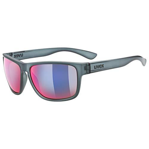 Uvex lgl 36 CV Gafas de sol, Adultos unisex, grey, one size