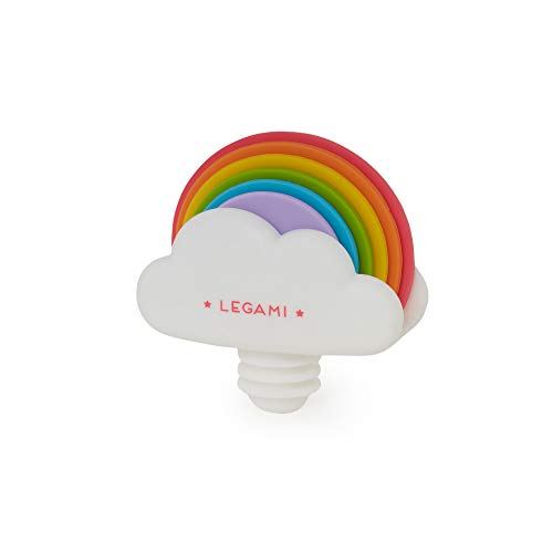 Legami No Rainbow no Party! Set di 6 Segnabicchieri