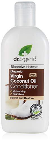 Dr. Organic Revitalisant Organique d'Huile de Noix de Coco Vierge 265 ml