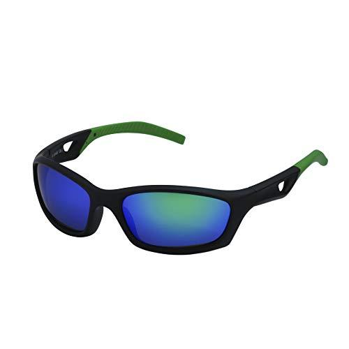 Kiddus Gafas de Sol Deportivas para Niñas y Niños a partir de 6 años. La mejor Seguridad y Protección con Filtro Solar UV400. Para actividades al aire libre.