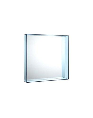 Kartell 8340/AZ Only Me Specchio, Azzurro