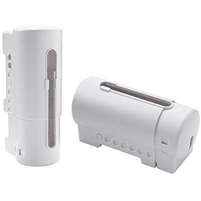 Safety 1st Power Strip Cover 2pk, White, One Size by AmazonUs/DORJ9