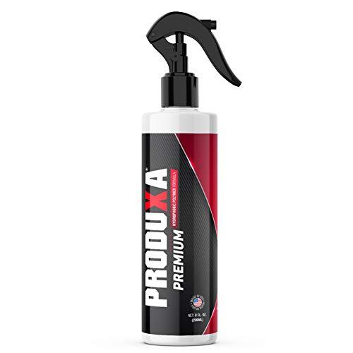 PRODUXA Premium - 8 Oz Bottle. Super Gloss & Ultra Hydrophobic Shine Spray - High-Tech Vehicle Paint Polish, Multi-Surface Sealer, Top Coat for Car, Bike & Boat, Long Lasting Protection, 8 oz.
