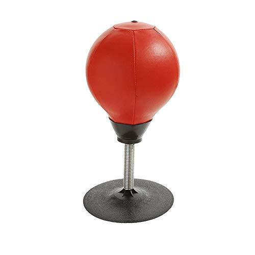 ZYX Desktop-Boxen-Ball-Stress Relief Boxen-Mat Taekwondo Bag-Fitness Boxsack Kinder Speed Ball-Erwachsen-Spielzeug Home Office,B