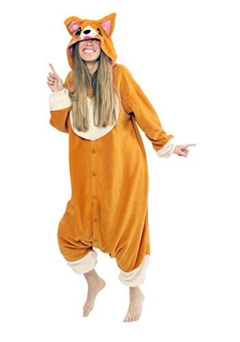 Corgi Kigurumi - Adult Costume