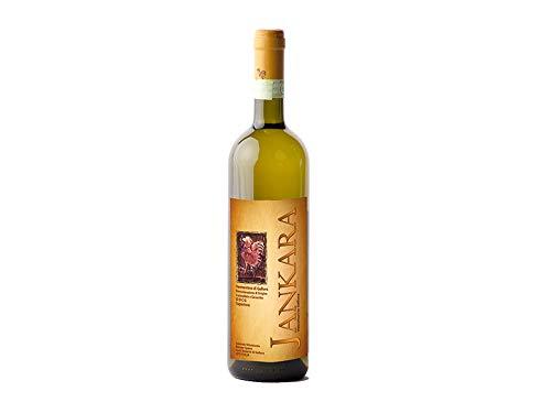 6 x 0.75 l - Jankara, vino bianco sardo. Vermentino di Gallura Docg, prodotto dalla Cantina Jankara, Sant'Antonio di Gallura