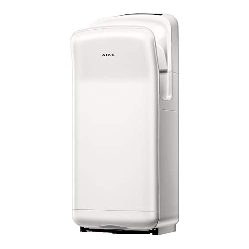 AIKE AK2005H Premium ABS Commercial High Speed Jet Hand Dryer with HEPA Filter...