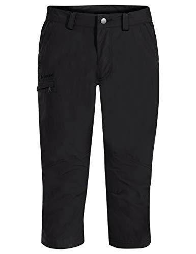 Vaude, Farley Pants, Capri-broek voor heren, voor wandelen en reizen, onderhoudsvriendelijk, sneldrogend