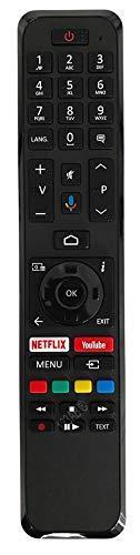 BELIFE® Ersatz Fernbedienung passend für Toshiba TV CT-8556 | RC43160 | 23593771