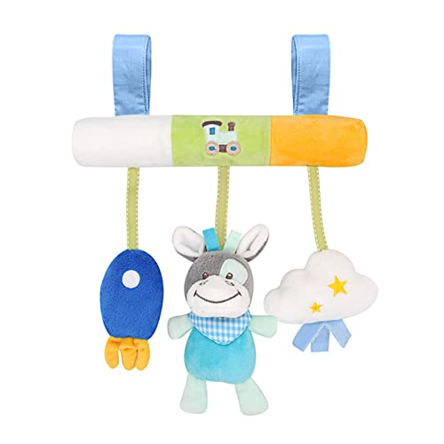 RAILONCH Activity-Trapez Baby Spielzeug...
