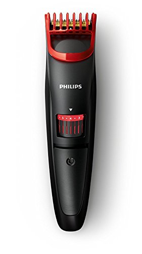 Philips QT4011/15 corded & cordless Titanium blade Beard Trimmer with Fast charge, 20 length...