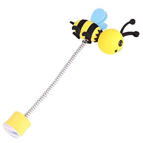 Dak van de auto-antenne Decoratie, schattige kleine bijen, snel uw auto (met Spring)