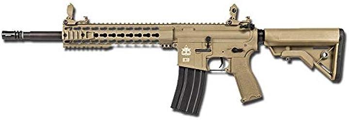 Fucile da assalto softair evolution fucile m4 recon s 14.5