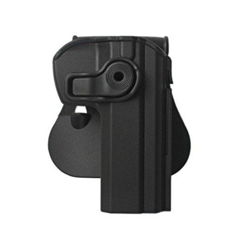 IMI Defense Tactical Polymer Roto Retention Holster SP-01 CZ 75/75 B Compact/75 Omega CZ 85 Pistol
