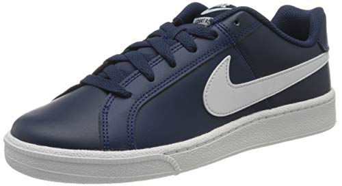 Nike Herren Court Royale Sneakers, Blau (Midnight Navy White), 43 EU