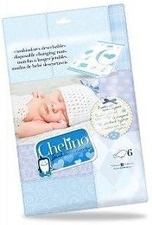 Cambiadores desechables Chelino Fashion&Love (70x50 cm)