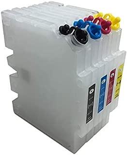 ISUNINK GC41 Empty Refillable Ink Cartridge for RICOH SG2010 SG2100N SG3100 SG3100SF SG3100SNW SG3110DN SG3110DNW SG3120SF SG7100 SG7100DN Printer